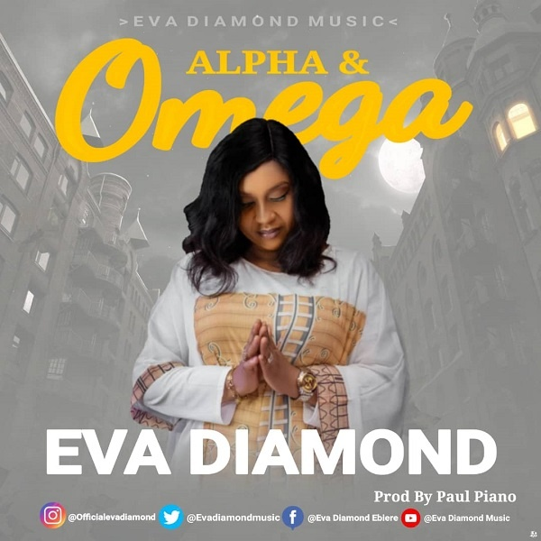 Alpha And Omega - Eva Diamond