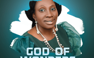 God Of Wonders - Yemisi Marquis