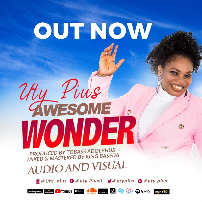 Awesome Wonder - Uty Pius