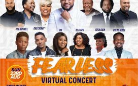 Fearless 2020 Virtual Concert With Tim Godfrey