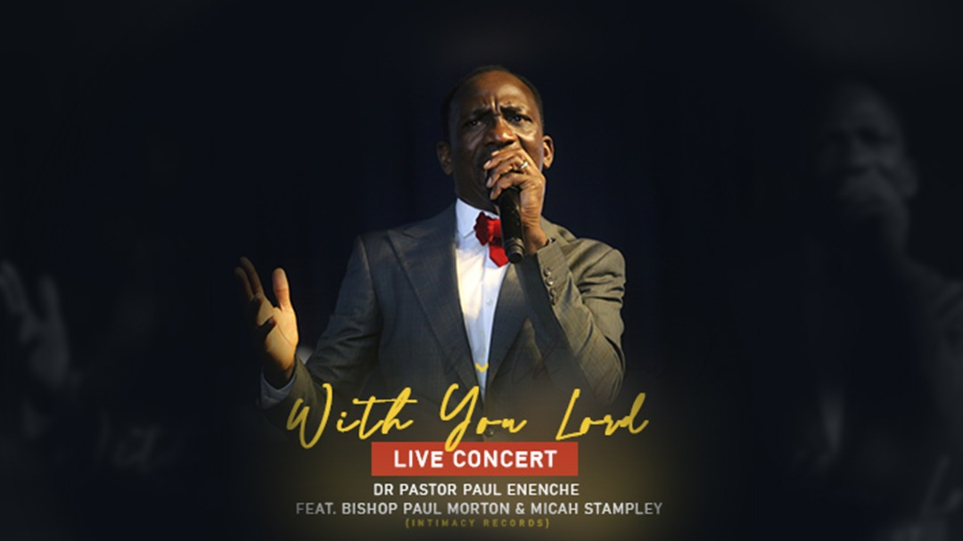 With-You-Lord-artwork [MP3 DOWNLOAD] With You Lord (Live) – Dr Paul Enenche Ft. Bishop Morton & Micah Stampley