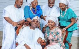 Bishop David Oyedepo & Wife Celebrates 38th Wedding Anniversary