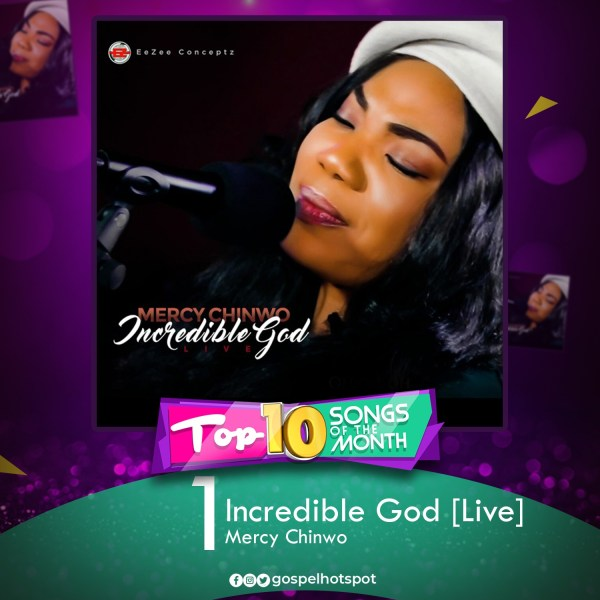 Incredible God Live – Mercy Chinwo