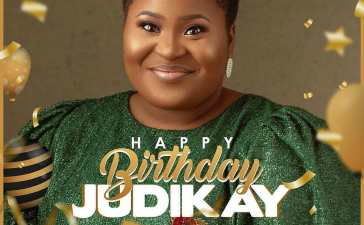 Gospel Music Artiste 'Judikay' Celebrates Birthday Today