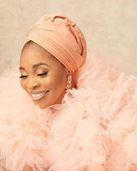 Happy Golden Jubilee Celebration To Tope Alabi