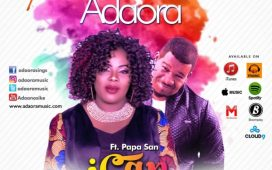 Lyrics: I Can By Adaora Ft. Papa San