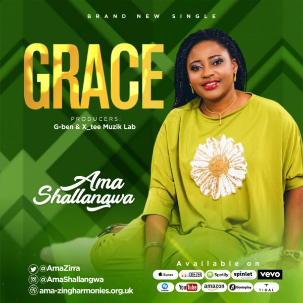 "Ama-Shallangwa-Grace [MP3 DOWNLOAD] Ama Shallangwa – ""Grace"""