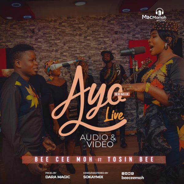 Bee Cee Moh Ft. Tosin Bee - Ayo Remix