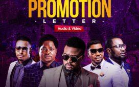 DJ Ernesty X Infinity - Promotion Letter