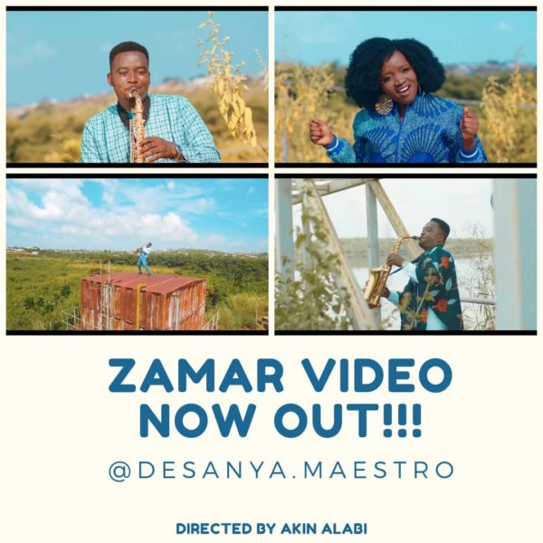 """Desanya-Zamar [Video] Desanya – """"Zamar"""""""