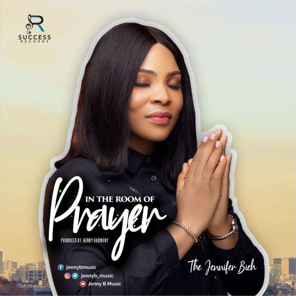 Jennifer Bieh - The Room Of Prayer