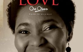 Oreoluwa – Your love