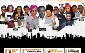 Praise In The City 2019