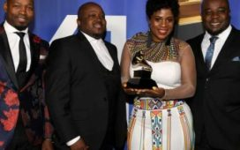 Soweto Gospel Choir Grabs A Third Grammy Award