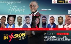 The Invasion Tour With Minister Igwe