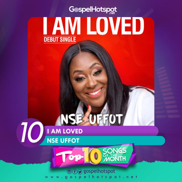 Top 10 Nigerian Gospel Songs Of The Month | January 2019