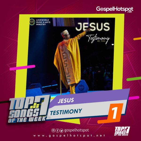 Testimony Jaga – Jesus