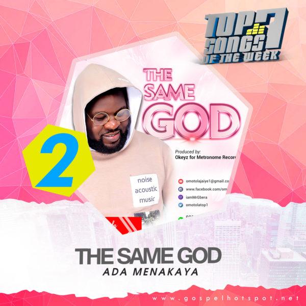 Omotola Jaiyeola – The Same God
