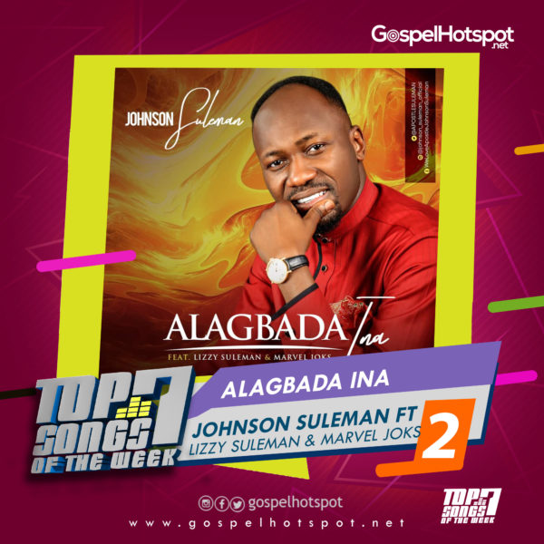 Alagbada Ina – Johnson Suleman Ft. Lizzy Suleman & Marvel Joks