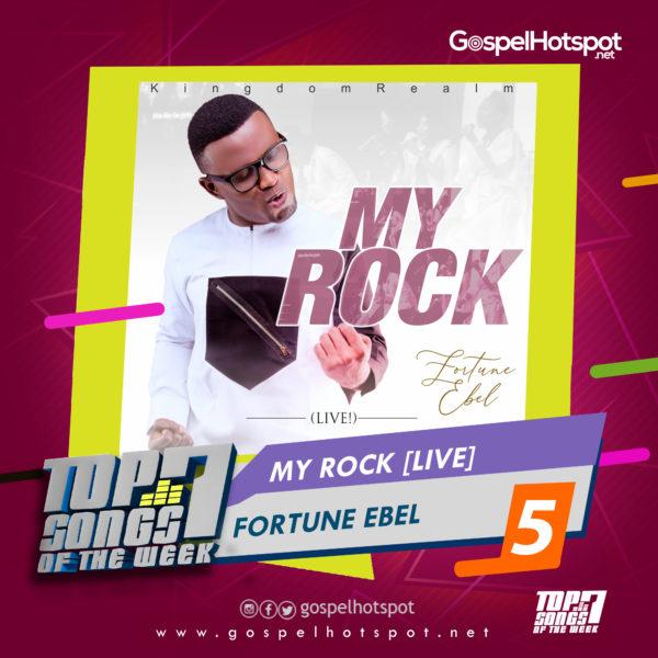 Fortune Ebel – My Rock [Live]