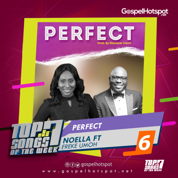 Top 7 Nigerian Gospel Songs Of The Week | 4th Week Of April, 2019