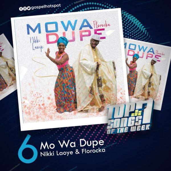 Nikki Laoye & Florocka – Mo Wa Dupe