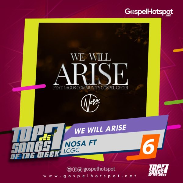 Top 7 Nigerian Gospel Songs Of The Week | Sept, 2018