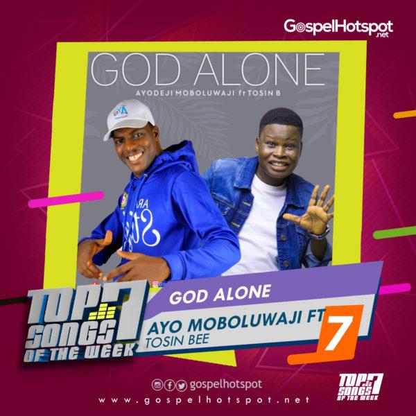 Ayo Moboluwaji Ft. Tosin Bee – God