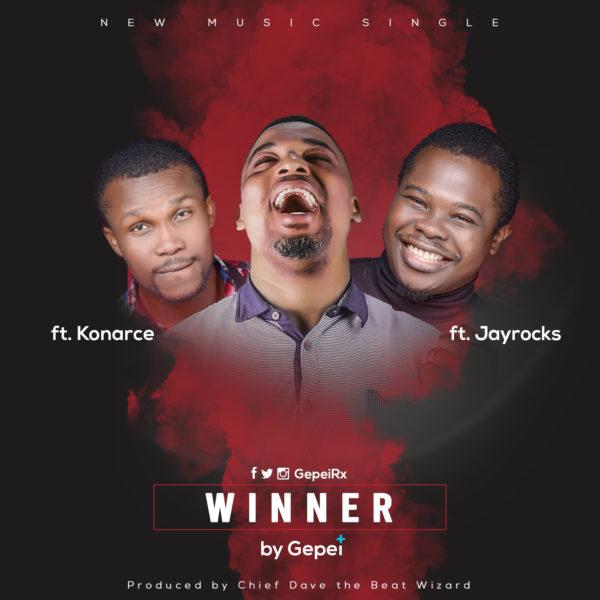 Winner - Gepei Ft. Konarce & Jayrocks