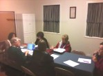 EMW meeting discussing future events