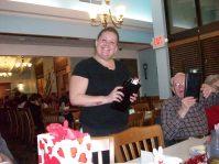 Waitress at the restauraunt