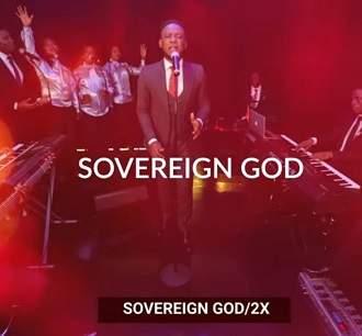 Chris Shalom - Sovereign God Lyrics