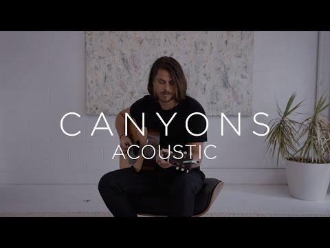 Cory Asbury -Canyons Lyrics