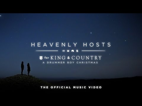 KING & COUNTRY - Heavenly Hosts Lyrics