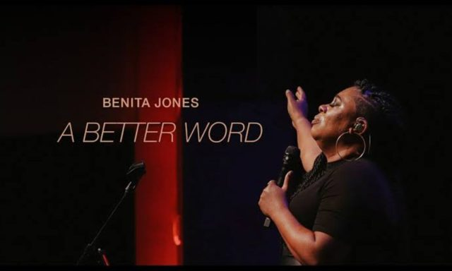 Benita Jones - A Better Word Lyrics