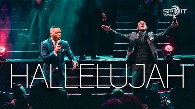 Neyi Zimu ft. Omega Khunou - Hallelujah Lyrics