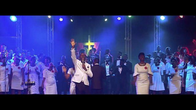 Rev Igho ft. GF Choir - Show me Your Glory