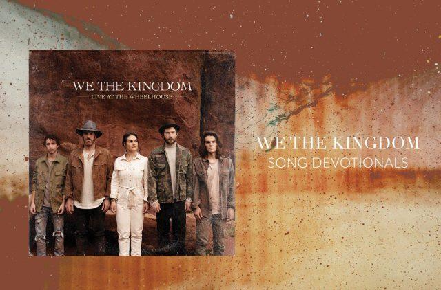 We The Kingdom - Sing Wherever - Go Lyrics