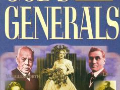 Book: God's Generals By Roberts Liardon