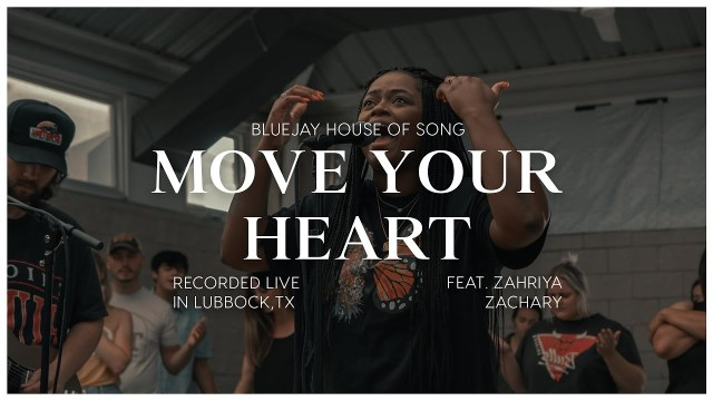 The Bluejay House - Move Your Heart