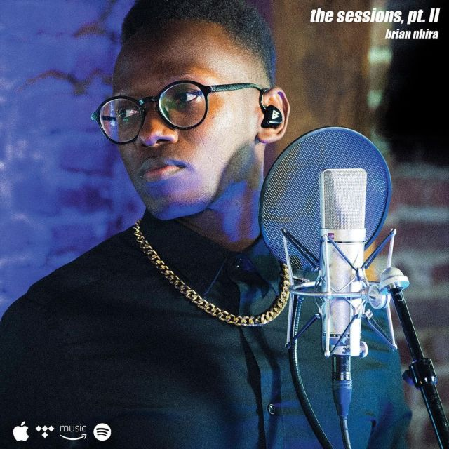 [Album] Brian Nhira - The Sessions, Pt. II