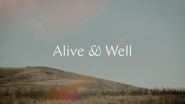 Saddleback Worship - Alive & Well