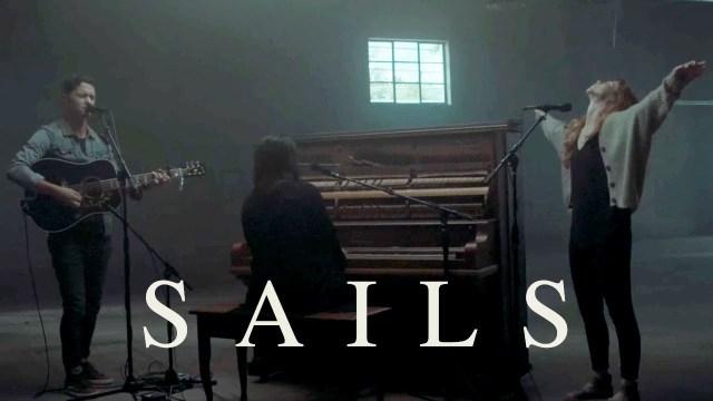 Pat Barrett - Sails