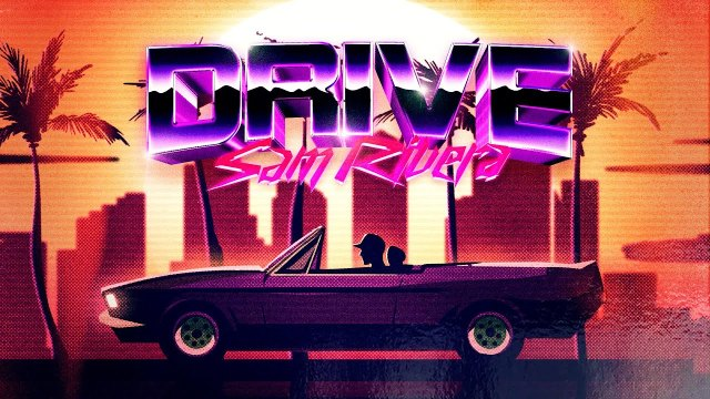 Sam Rivera - Drive