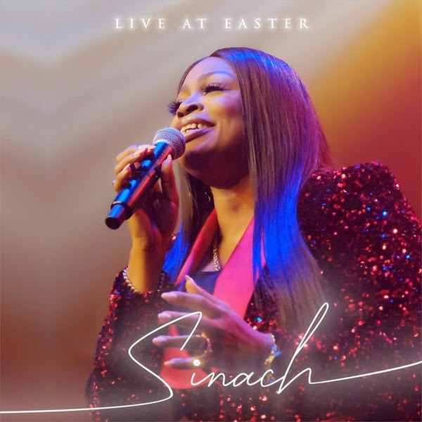 [Album] Sinach - Live at Easter