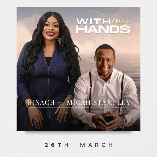 Sinach - With My Hands