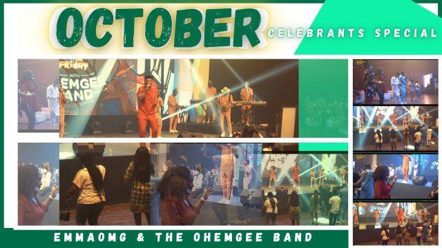 EmmaOmg - October Celebrants Special