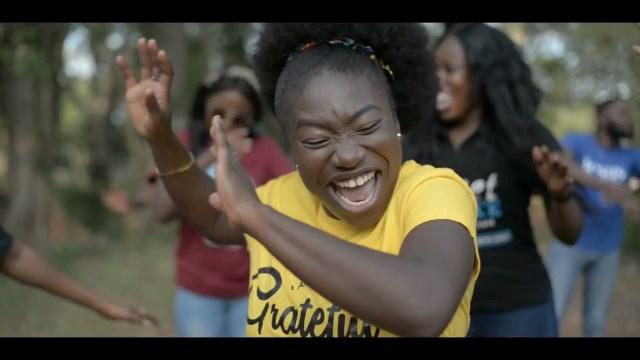 Siisi Baidoo & Crafted Nation - Africa Praise Jam