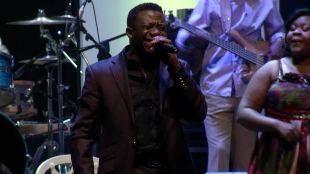 Benjamin Dube - When I Think About Jesus