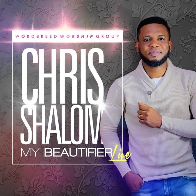 Chris Shalom - My Beautifier [LIVE]